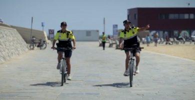 pruebas físicas guardia urbana